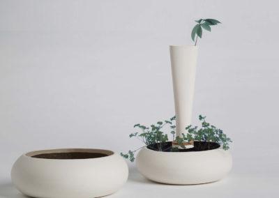 innovation eco-pebble le vase composteur
